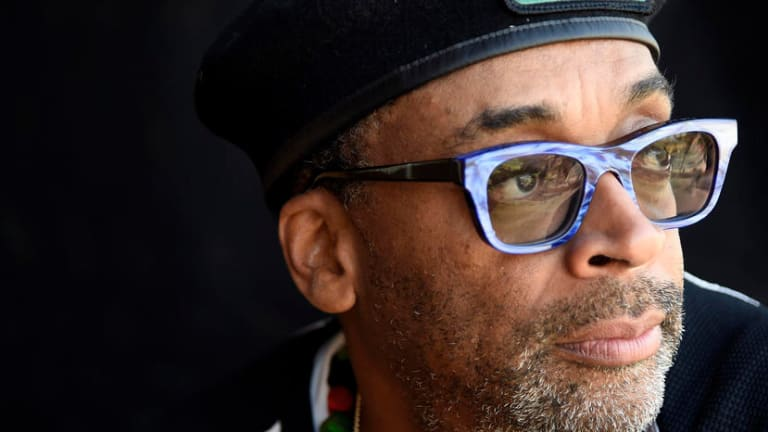 Trump gives away the game by lashing out at filmmaker Spike Lee