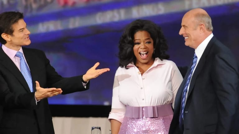 Thanks A Lot Oprah: When Celebrities Elevate Charlatans As 'Experts'