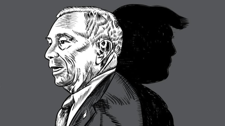 Michael Bloomberg and the Dangers of 'Any Blue Will Do' Politics