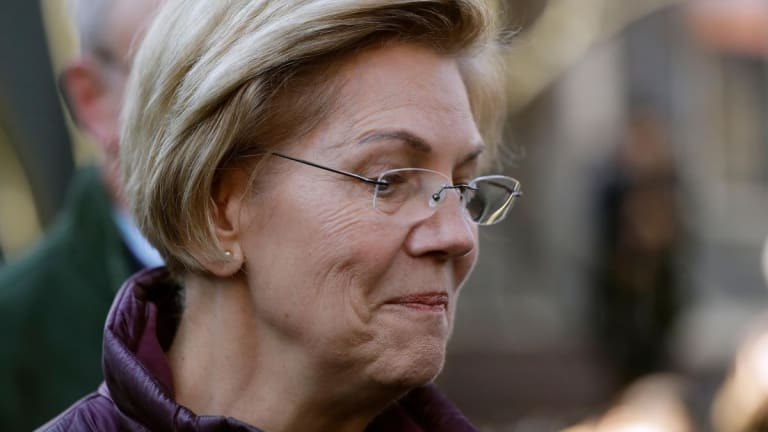 A Profound and Historic Question for Elizabeth Warren: Which Side Are You On?