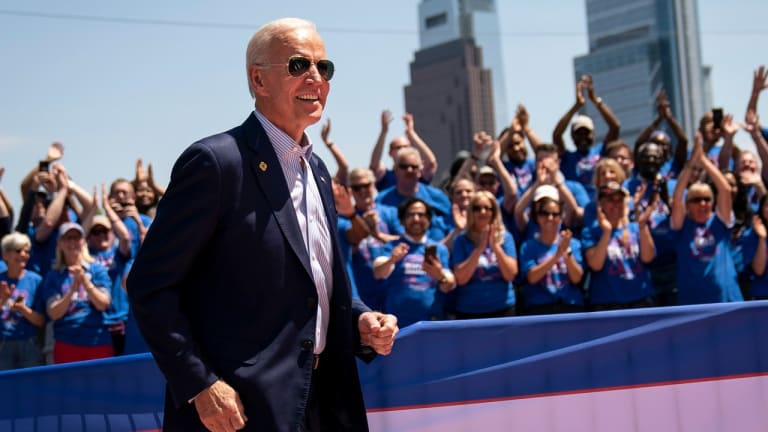 Joe Biden's 2020 Campaign Makes Me Sick with Fear for Our Future