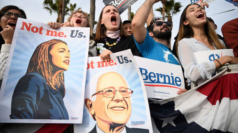 Bernie Sanders' Enduring Strength is Young Voters