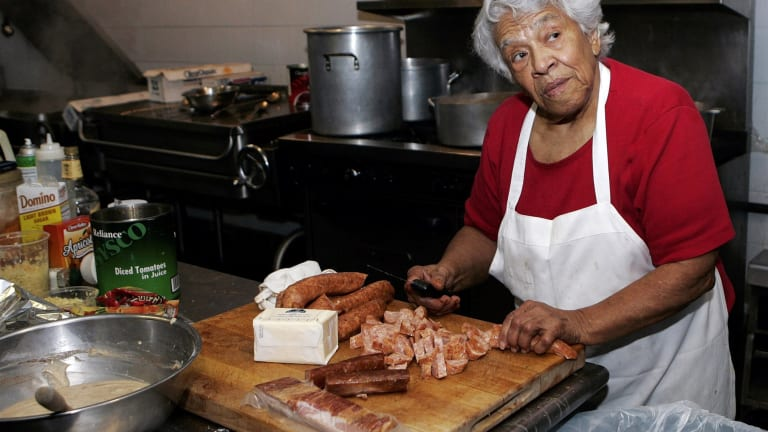 Leah Chase, legendary queen of Creole cuisine, dies at 96