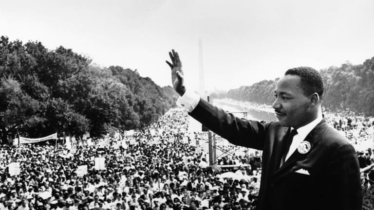 MLK Knew There Was Nothing Peaceful About Nonviolence...If It's Done Right