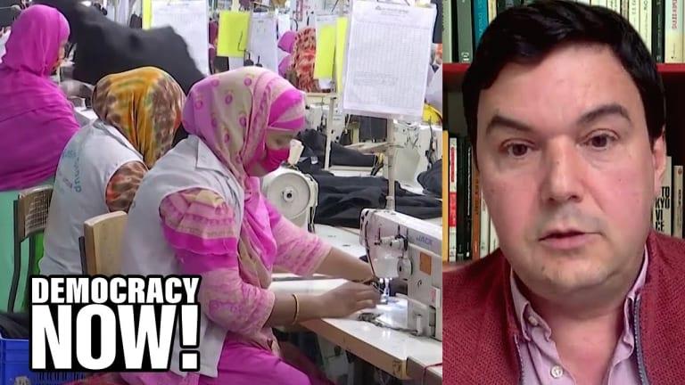 "Coronavirus Pandemic Has Exposed the ""Violence of Social Inequality"""