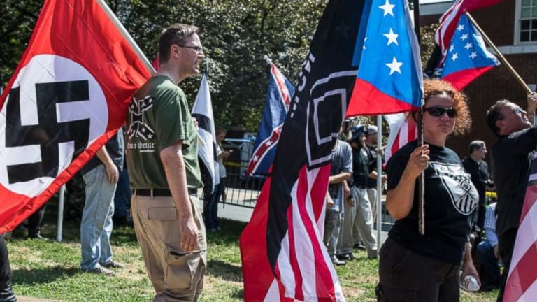 MLK Day in Virginia: A Gun Rally Complete With White Supremacists