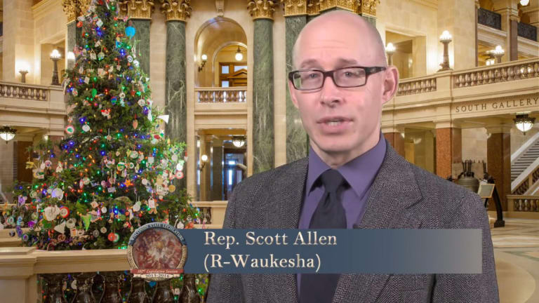Republican Presents List of White People To Honor For Black History Month