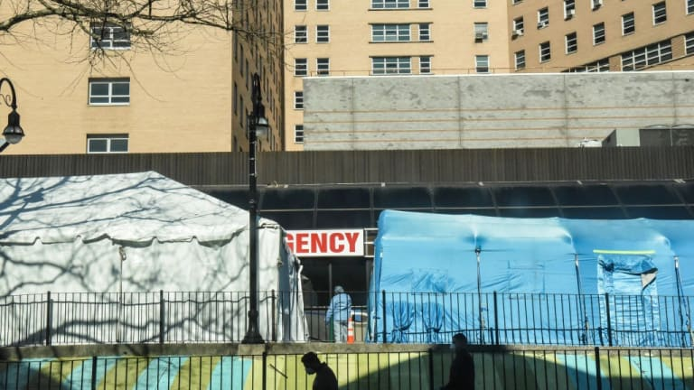 Decades of Hospital Closures Led to This Disaster