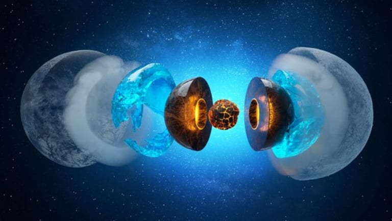 A Bizarre Form of Water May Exist All Over the Universe