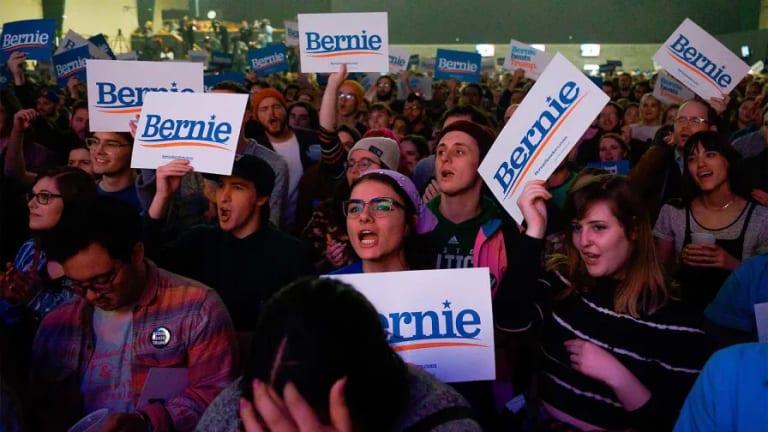 Bernie Sanders' Killer Ground Game in Iowa