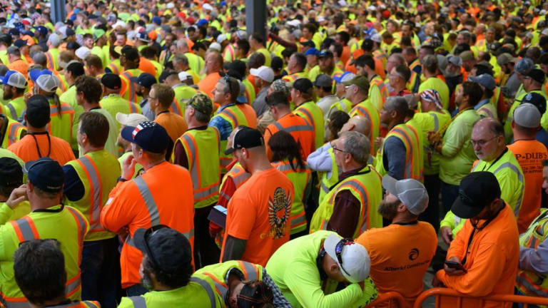 Shell Workers Forced to Attend Trump Rally or Not be Paid, And No Protests