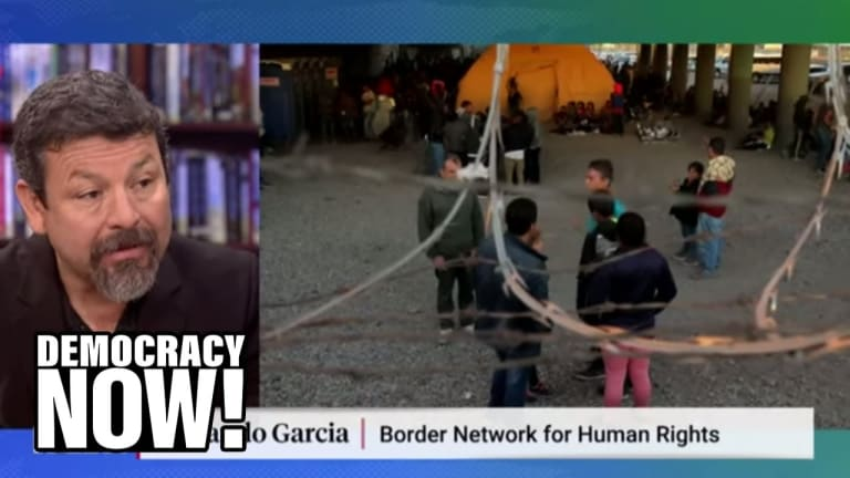 """Fernando Garcia on U.S. Border Detention Deaths: """"They are hiding something"""""""