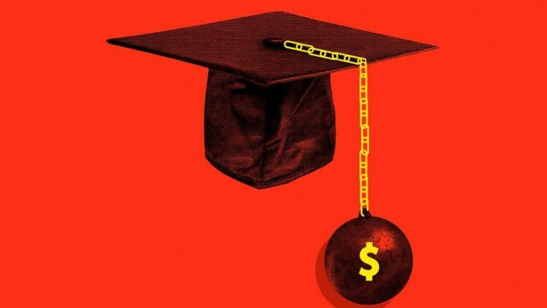 Wall Street Has Been Gambling With Student Loan Debt for Decades