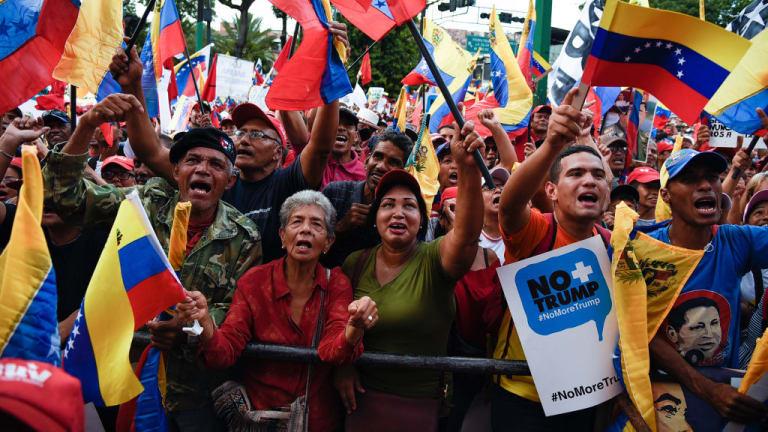 Socialism Isn't Venezuela's Problem, U.S. Sanctions Are