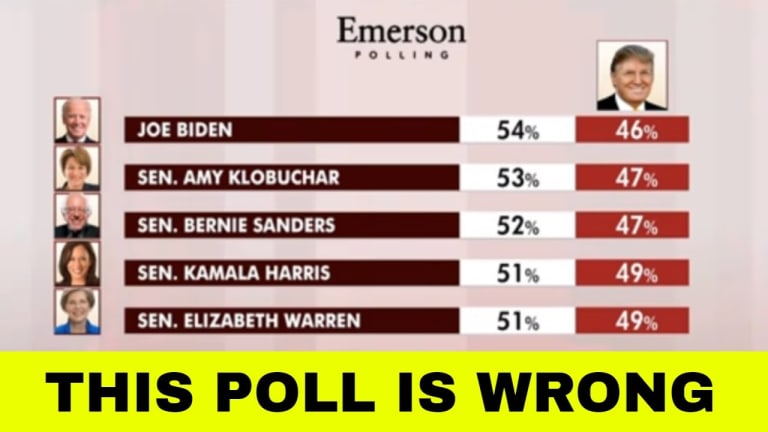 Understanding the Incredibly Flawed Polling That Benefits Joe Biden