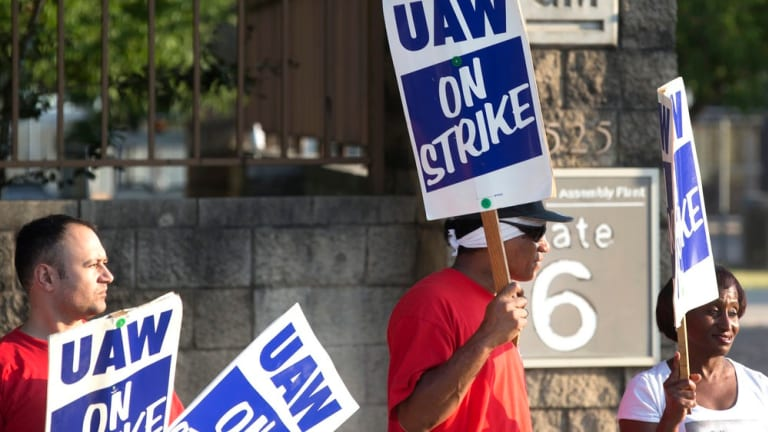 GM Workers Strike to Get Back What the Recession Stole