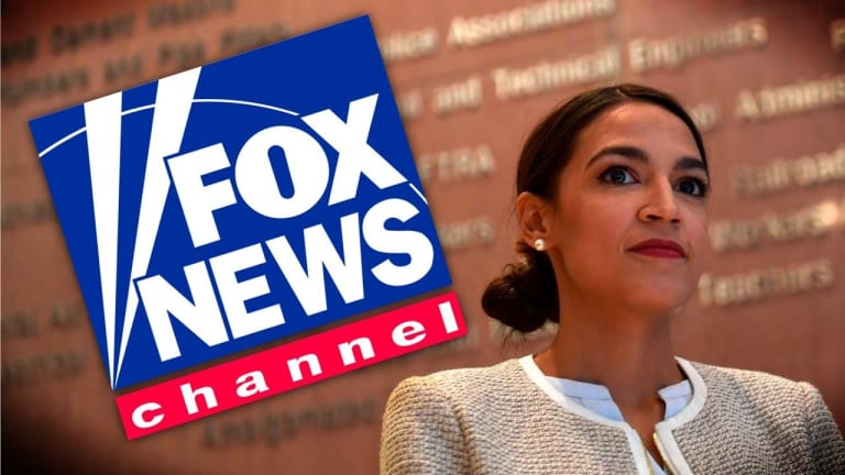 Fox News' Obsession with Ocasio-Cortez is Getting Creepy