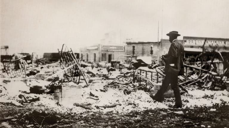20th Century Black Genocide: Possible mass grave from 1921 Tulsa race riot found