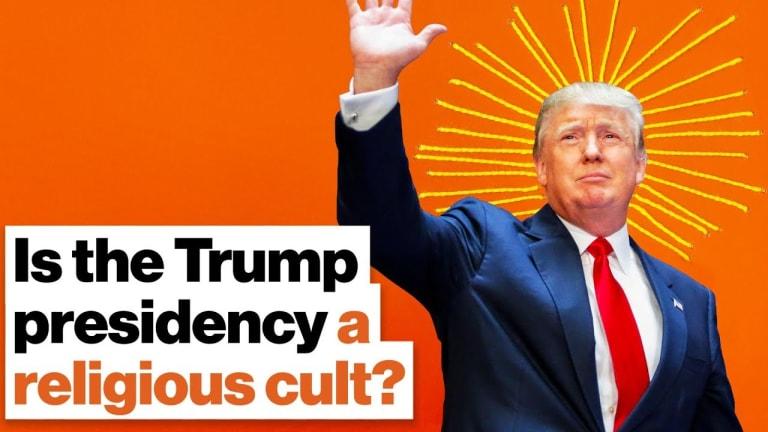 The Trump Presidency As Religious Cult - Reza Aslan