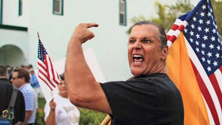 John Pavlovitz: America's Greatest Threat is the Angry White Male