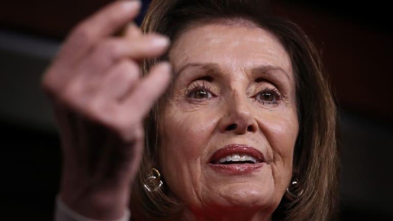 Nancy Pelosi leads Establishment Democrats in a War Against the Future