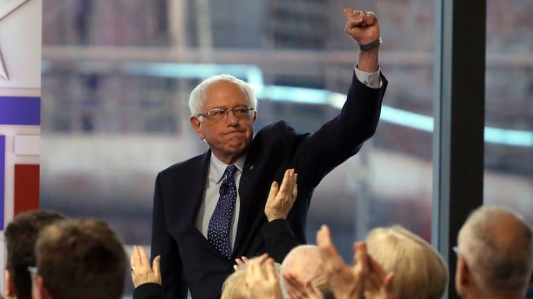 Bernie Sanders Surges To Lead California Primary Polling