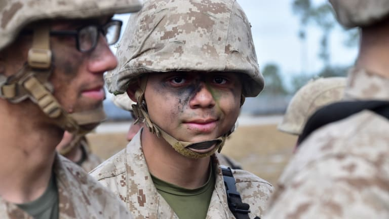Newest Marine Recruits in Afghanistan Were Born After 9/11/01
