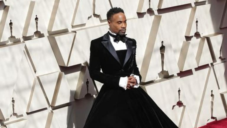 The Oscars: Billy Porter Wore a Gown and You Will Deal With It
