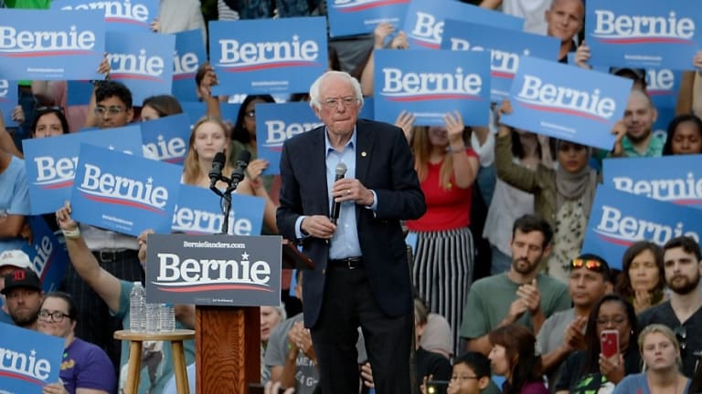 Sanders Proposes Wealth Tax to End Corruption and Oligarchy