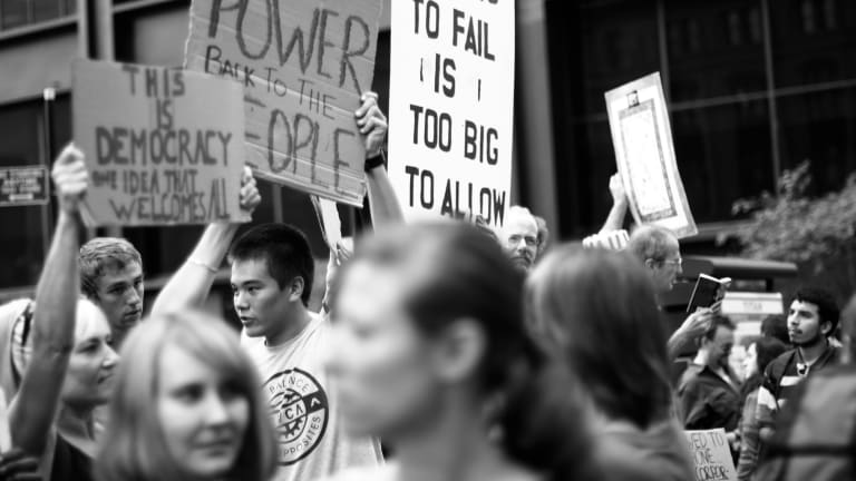 Neoliberalism Has Birthed A Whole Generation of 'Radical' Opponents