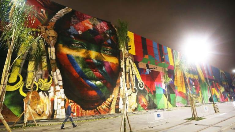 'Ethnicities' Rio De Janeiro