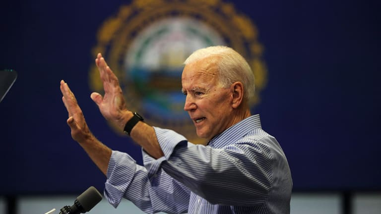 """Joe Biden Selling Centrist Delusion: """"GOP will have an epiphany, work with Dems"""""""