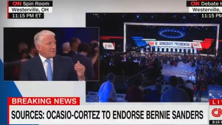 Centrist Duplicity: Now All The Sudden Bernie Sanders' Support is Too 'Urban'