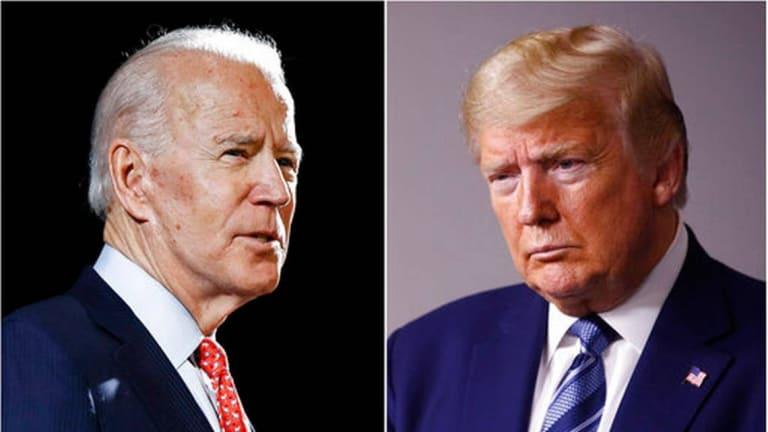 Poll Finds Trump Leads Biden Across 6 Battleground States