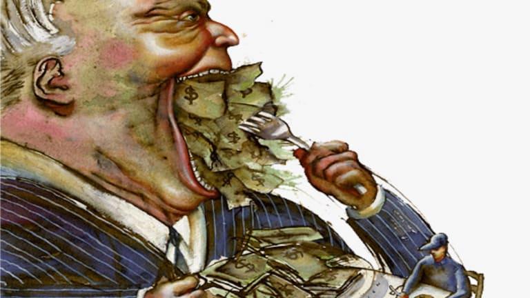 American Capitalism: How Greed Overtook Need