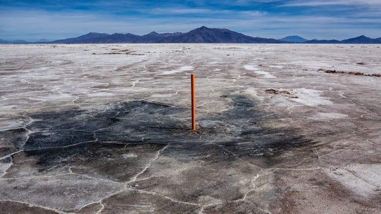 Climate Change Has A  Lithium Problem