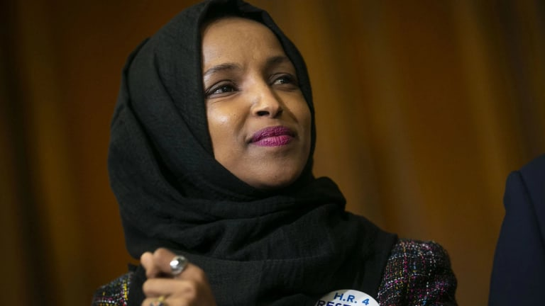 The Left's Revolt Against Dems Trying to Punish Rep. Omar Appears to be Working