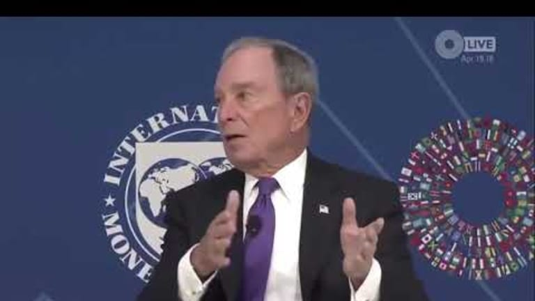 Billionaire Michael Bloomberg Favors Regressive Taxation on the Poor