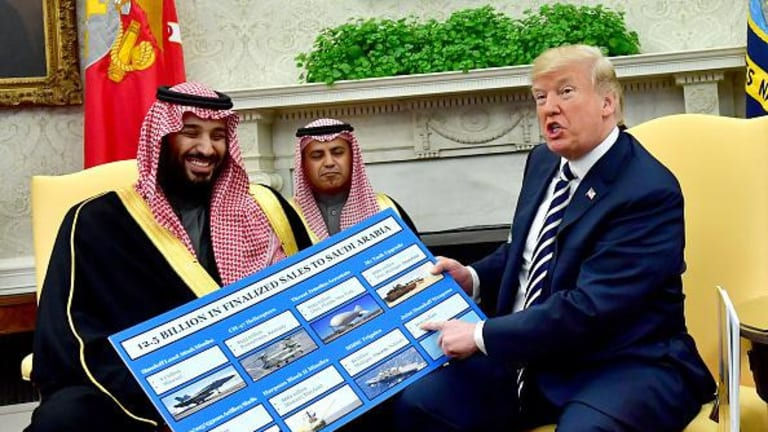 Saudi Lobbyists Paid Republican Senators For Yemen War Resolution Vote