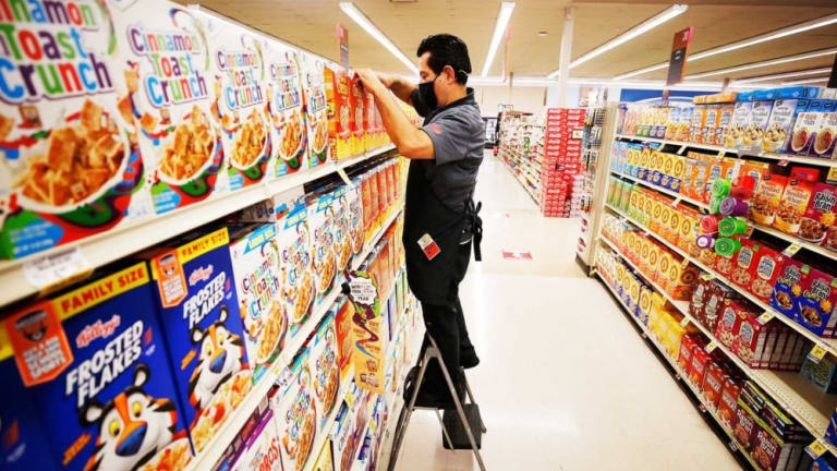 Grocery Workers - Calling Them Heroes While Taking Away Their Hazard Pay