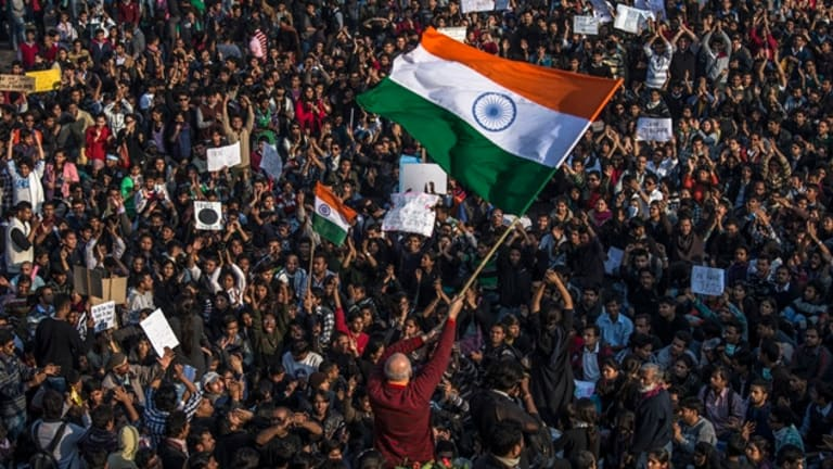 150 Million People In India Are Going on Strike to Protest Neoliberal Policies