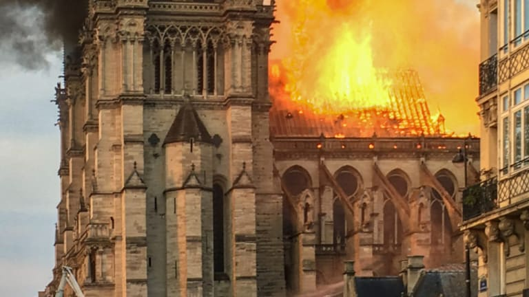 Current Affairs: Neoliberalism and Notre-Dame