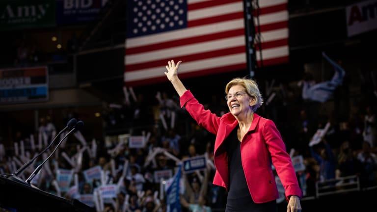 NY Times: How Elizabeth Warren Raised Big Money Before She Denounced Big Money