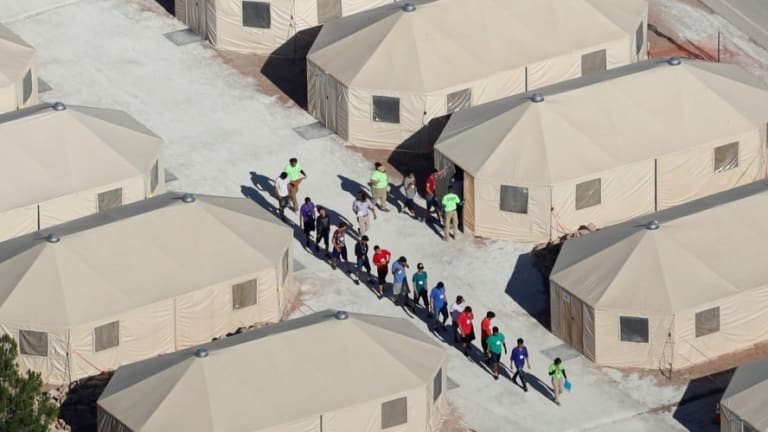 HHS Report: 4500 complaints of Sex Abuse of Minors at Immigrant Detention Sites