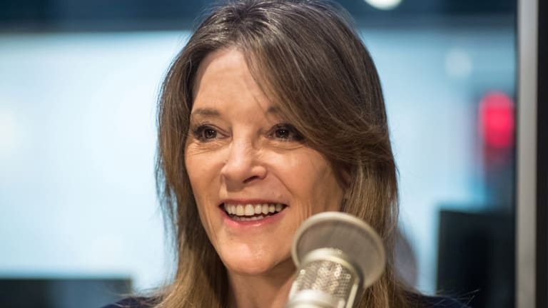 Marianne Williamson Is a Lefty With Soul