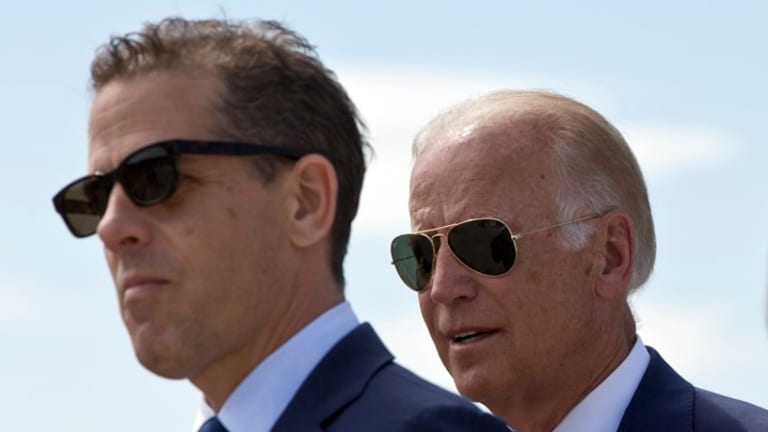 Hunter Biden's Perfectly Legal, Kleptocratic Systemic Corruption