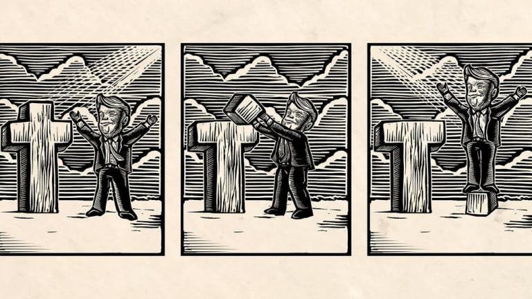 John Pavlovitz: The Terribly Tiny God of MAGA Christians