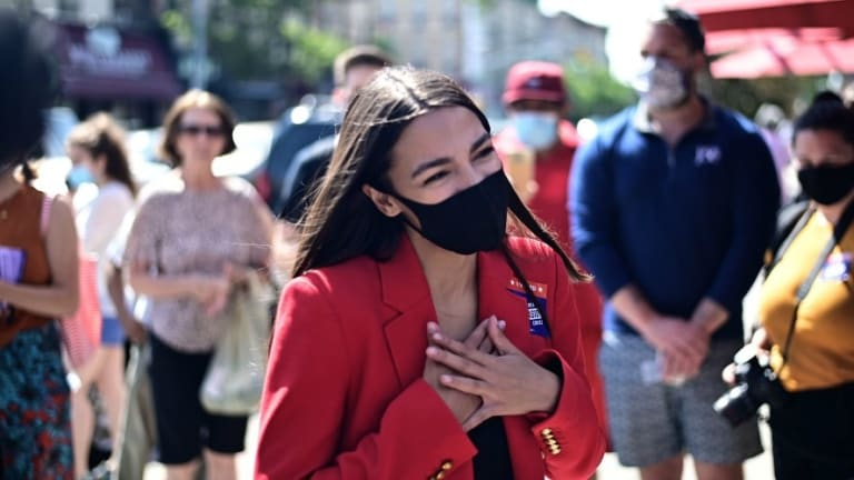 Ocasio-Cortez Crushes Big Money Wall Street Backed Opponent
