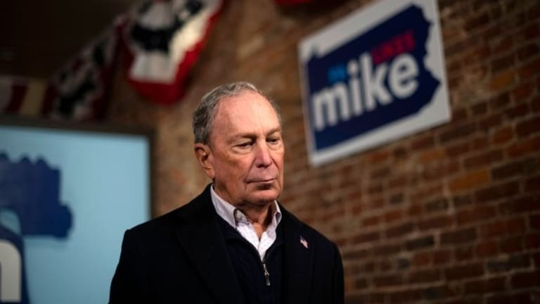 Mike Bloomberg Admits Exploiting Slave-like Prison Labor To Make Campaign Calls