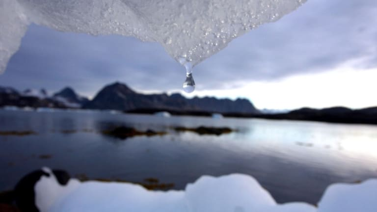A Weather Station Above the Arctic Circle Hit 94.6 Degrees Fahrenheit